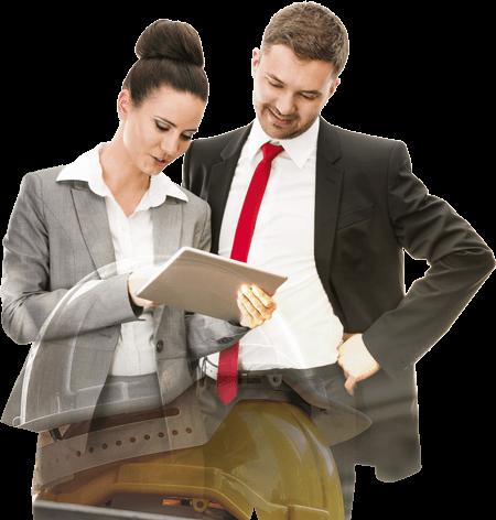 Aktueller Arbeitsschutz in Absprache mit dem Kunden