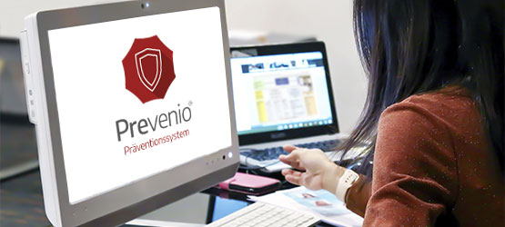 Prevenio® - Präventionssystem
