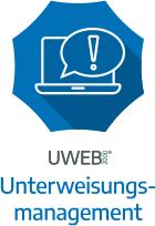 Das UWEB2000 Unterweisungssystem ist das Herzstück der UWEB2000-Software.